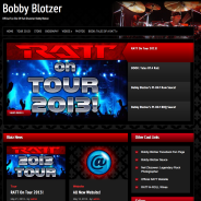 Bobby Blotzer Website