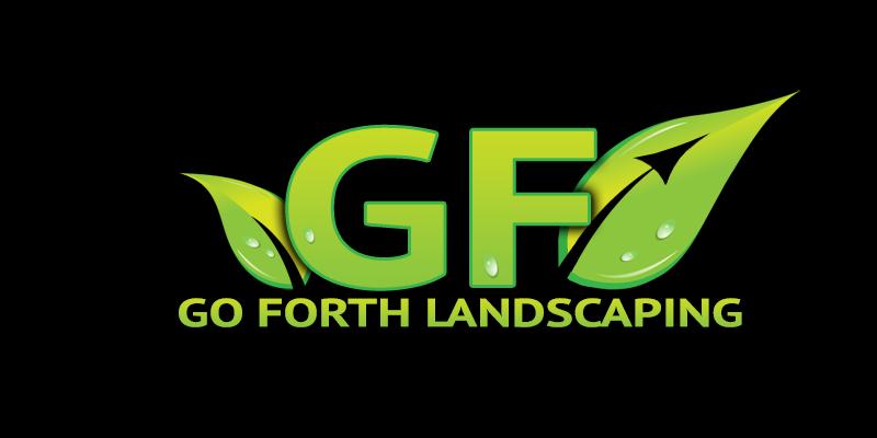Go Forth Landscaping Logo Design