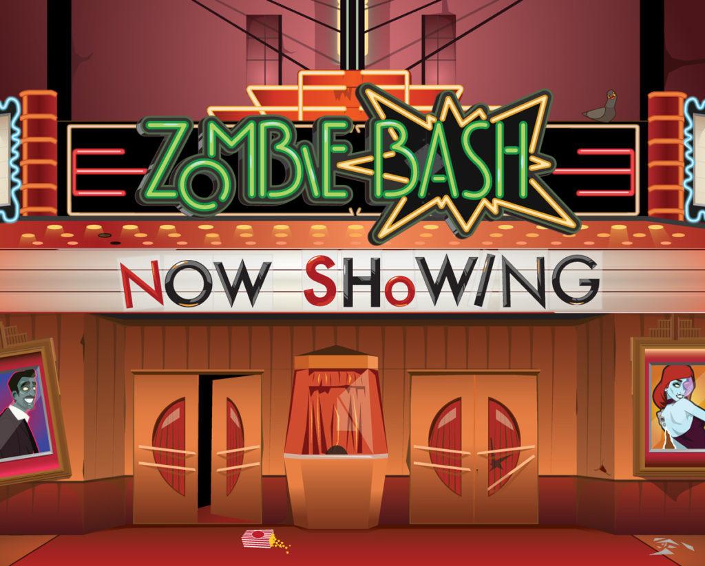 Zombie Bash Game Design & Artwork